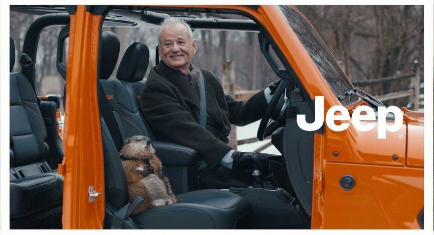 Jeep Gladiator Super Bowl 2020