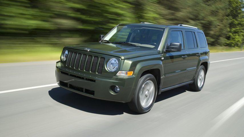 Coche del día: Jeep Patriot 2.0 CRD (MK)