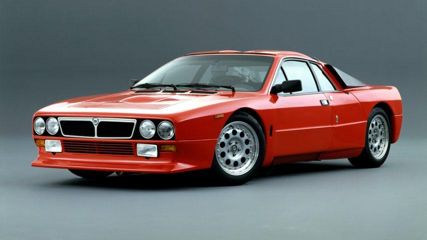 Coche del día: Lancia 037 Stradale