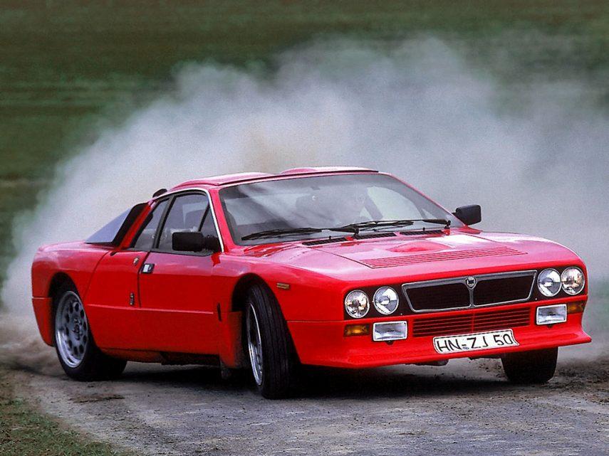 Lancia 037 Stradale 7