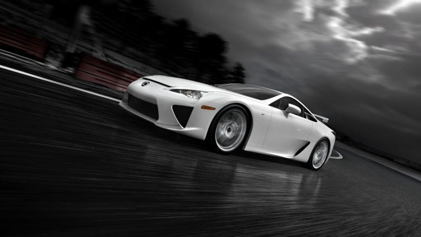 La historia no contada del Lexus LFA