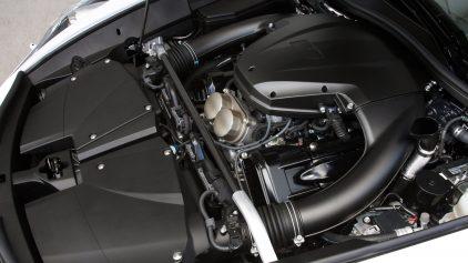 lexus lfa motor v10