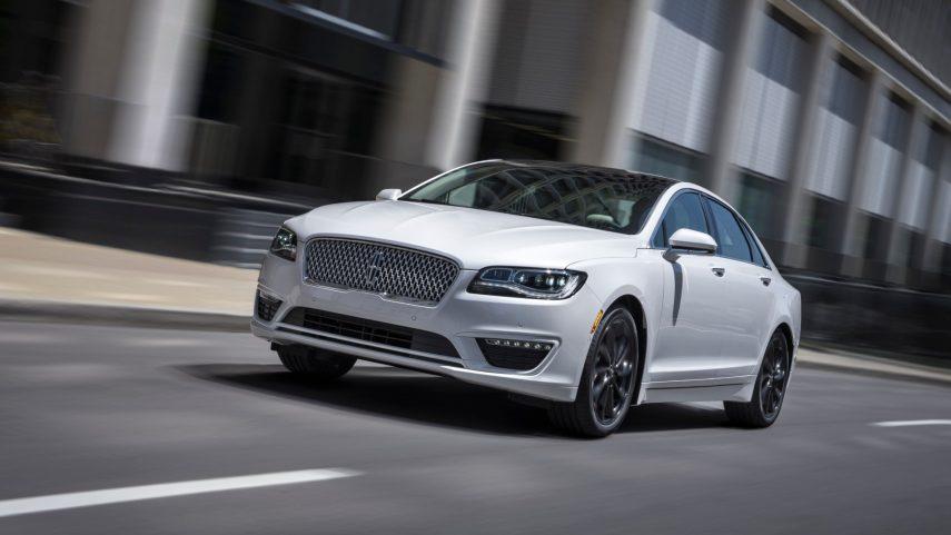 El Lincoln MKZ no tendrá renovación en 2021