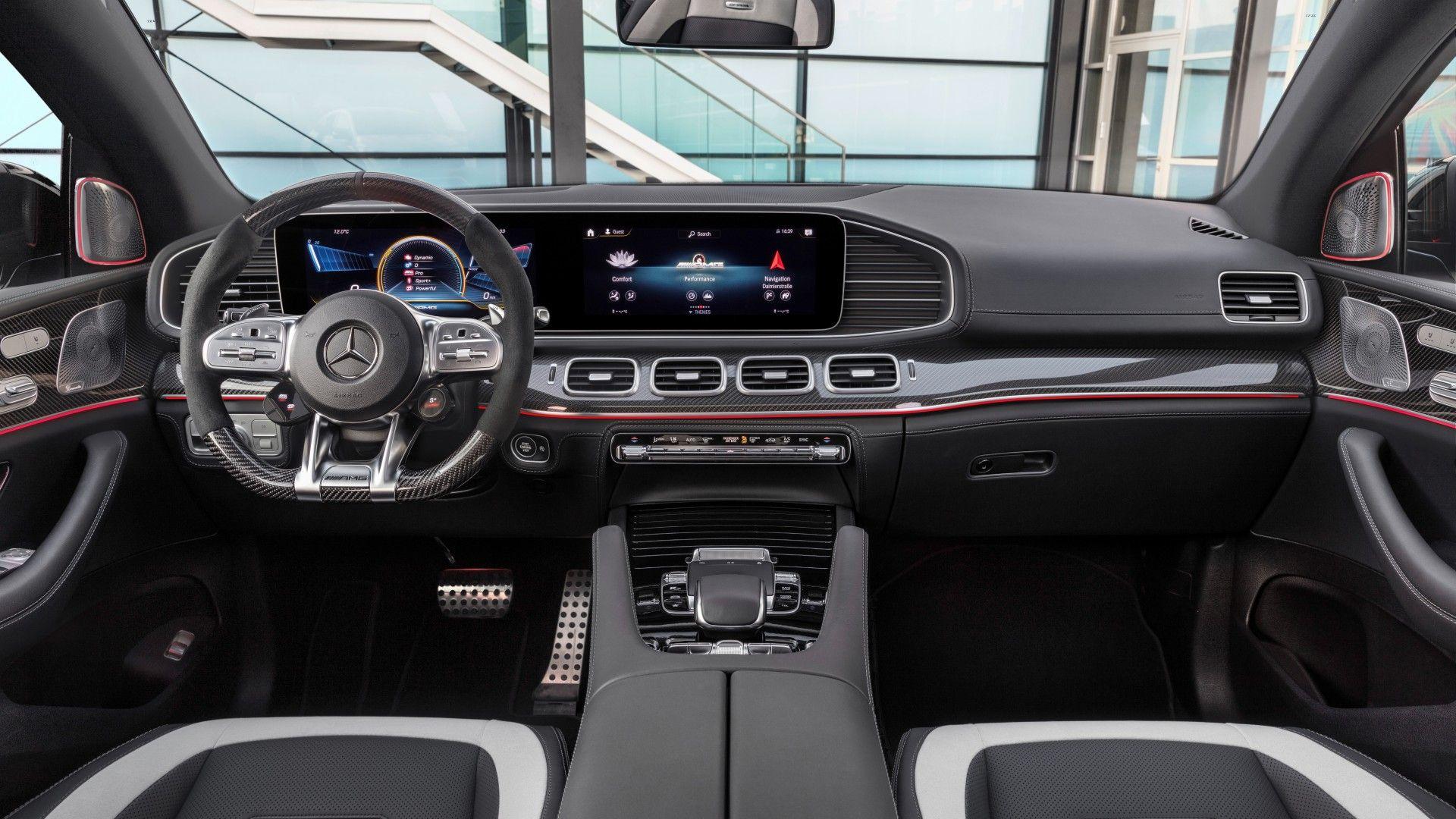 Mercedes AMG GLE 63 S 4Matic Coupé 2020 (2)
