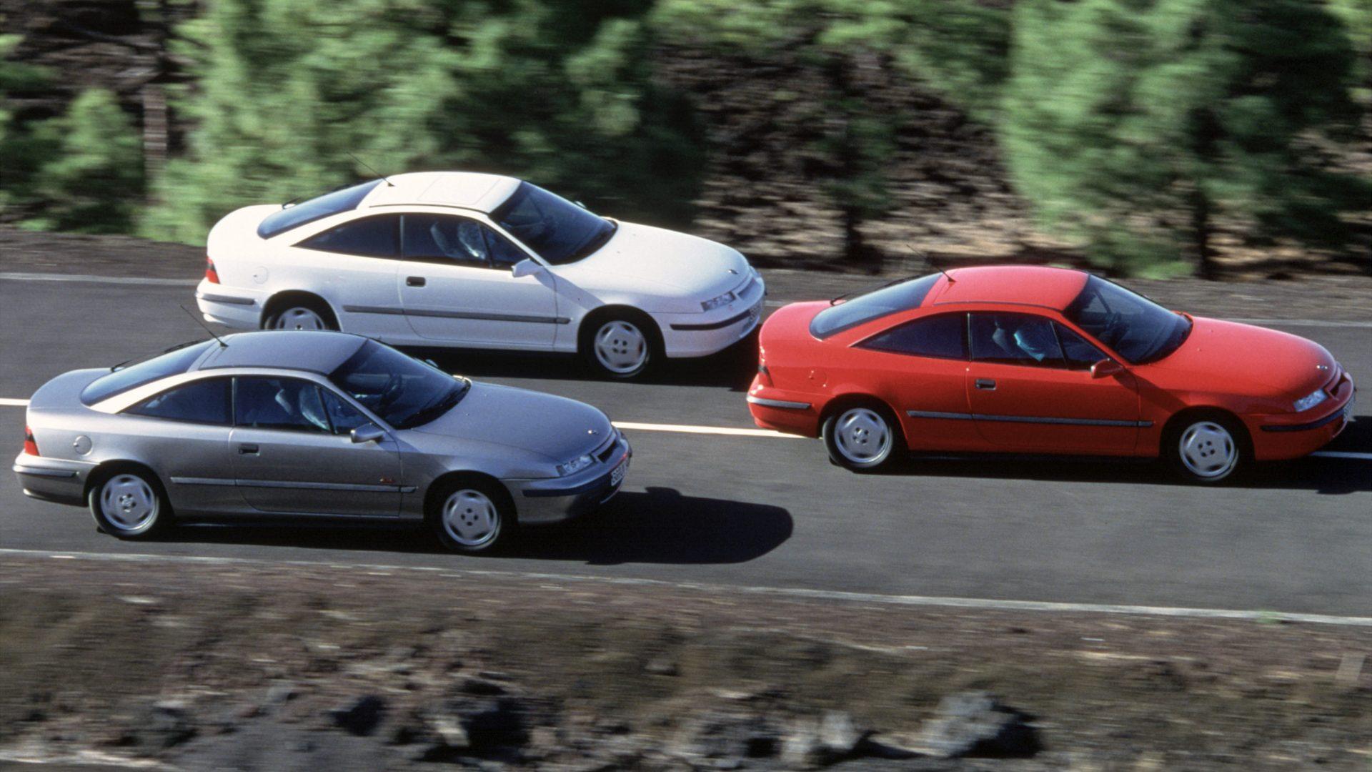 Coche del día: Opel Calibra