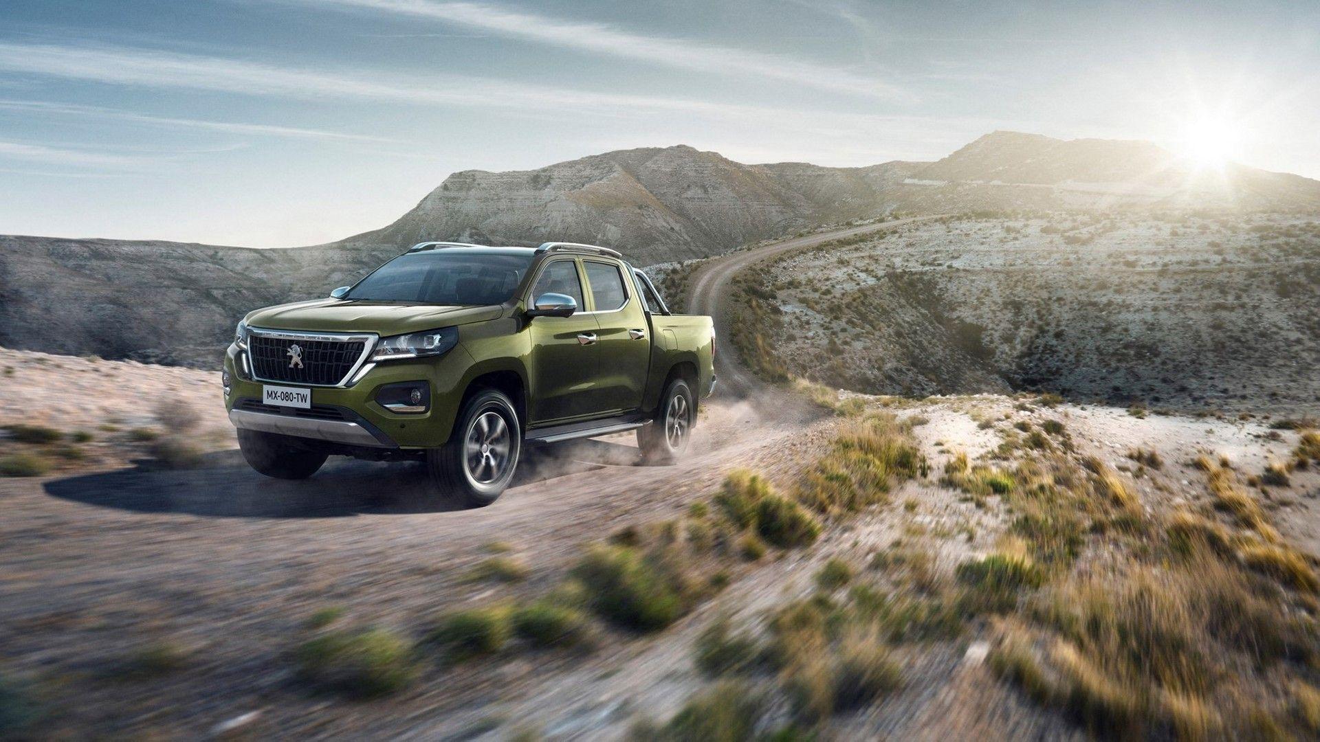 Peugeot Landtrek: la firma del león se mete de lleno en el mundo de las camionetas