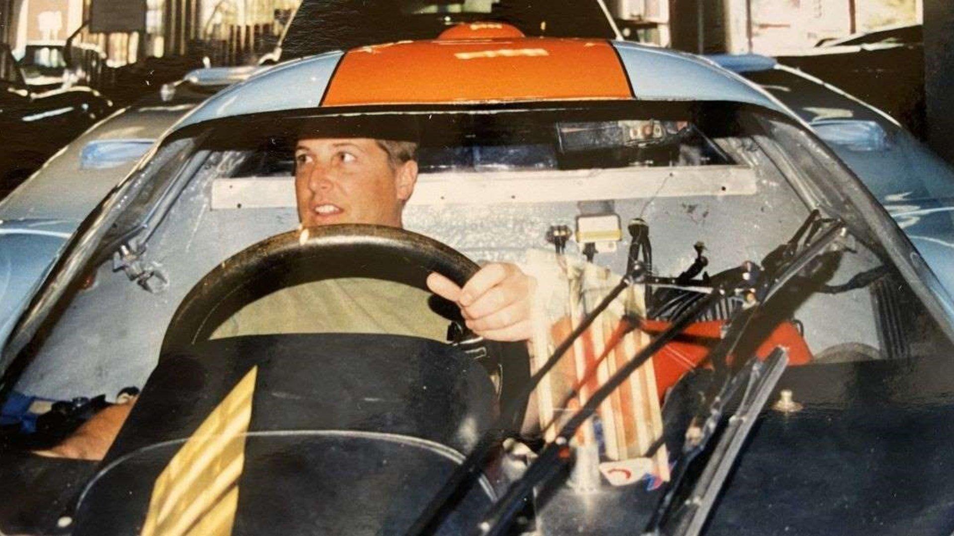 """Así llegó el Porsche 917 de Steve McQueen en """"Le Mans"""" a manos de Jerry Seinfeld"""