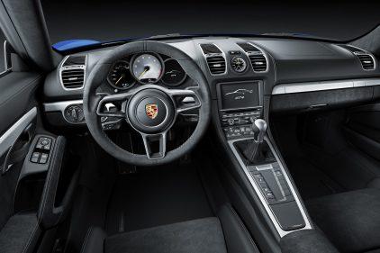 Porsche Cayman GT4 981 4
