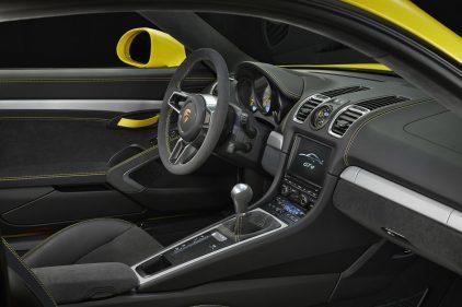 Porsche Cayman GT4 981 5