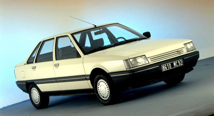 Renault 21 Turbo D 1