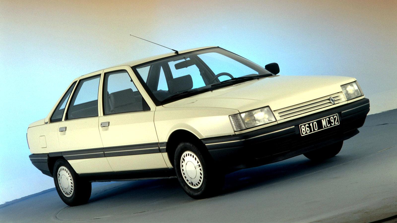 Coche del día: Renault 21 Turbo D 2.1