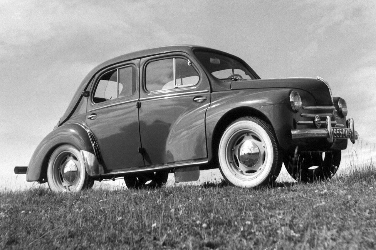 Coche del día: Renault 4 CV