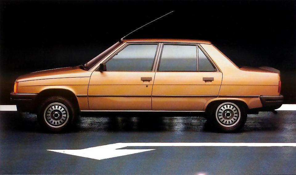 Coche del día: Renault 9 TSE