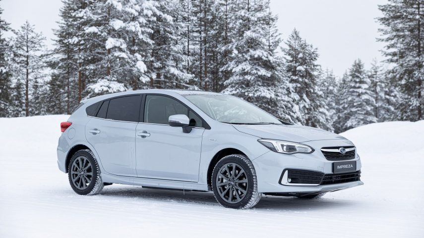 Subaru Impreza ECO Hybrid, el compacto japonés se pasa a la electrificación