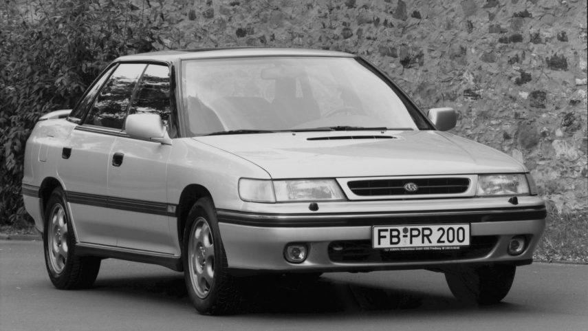 Coche del día: Subaru Legacy 2.0 Turbo 4WD (BC)