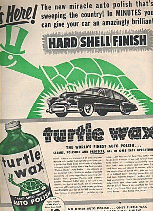 Turtle Wax 1953