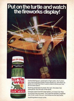 Turtle Wax 1971