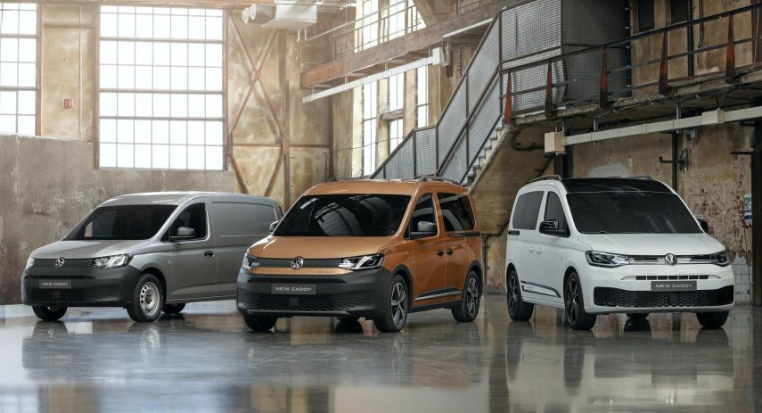 Volkswagen Caddy 2020 (20)