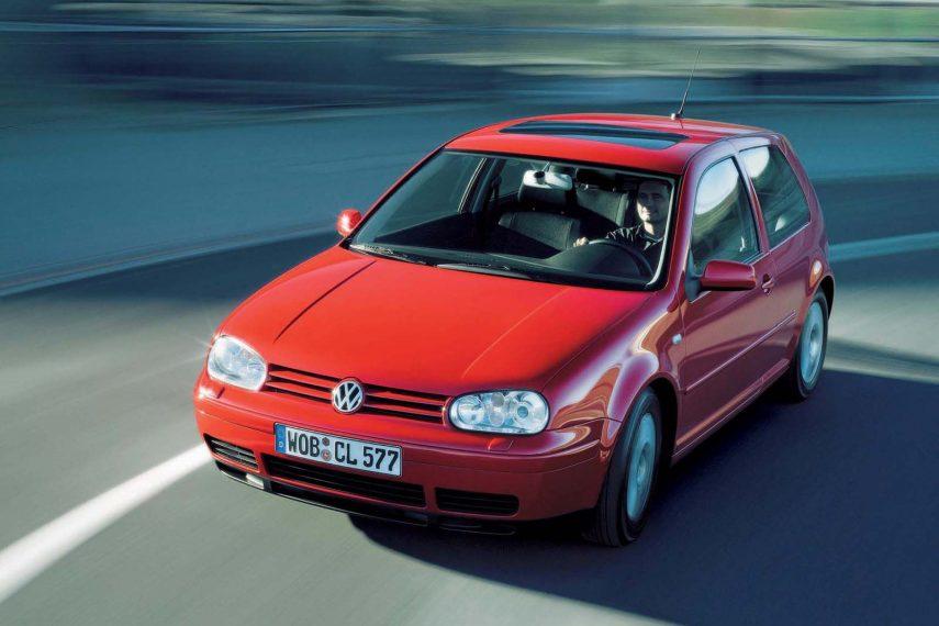 Coche del día: Volkswagen Golf 1.6 FSI (1J)