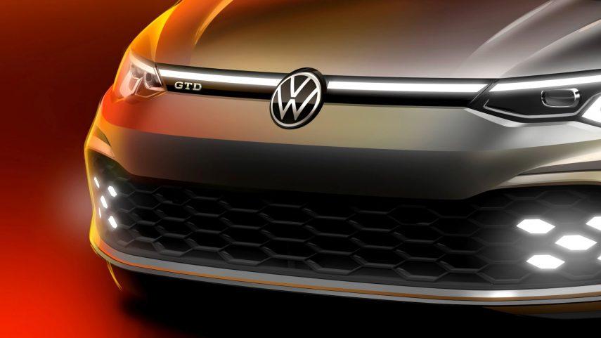 El Volkswagen Golf GTD estará en Ginebra