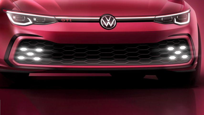 Volkswagen Golf GTI, la octava generación se presenta en Ginebra