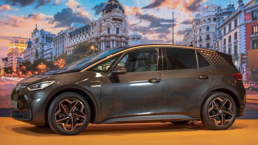 El Volkswagen ID.3 se ha presentado en España