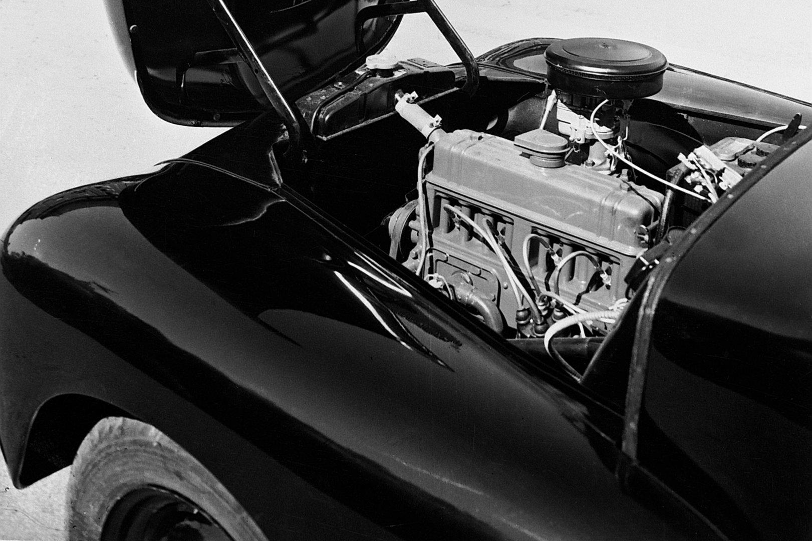 Volvo PV 444 motor B4B