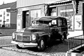 Volvo PV 445 DH 1953