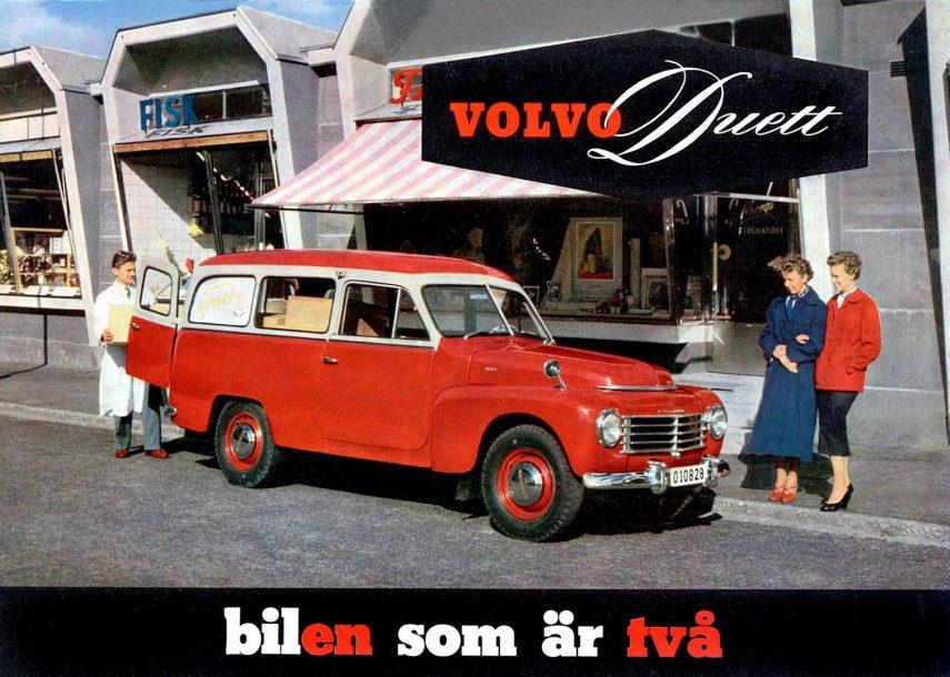 Coche del día: Volvo Duett PV 445/P210