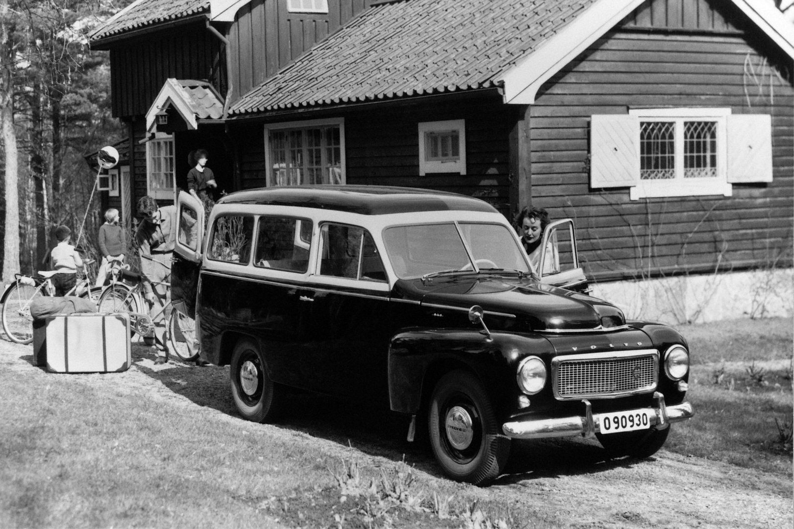 Volvo PV 445 PH 1958