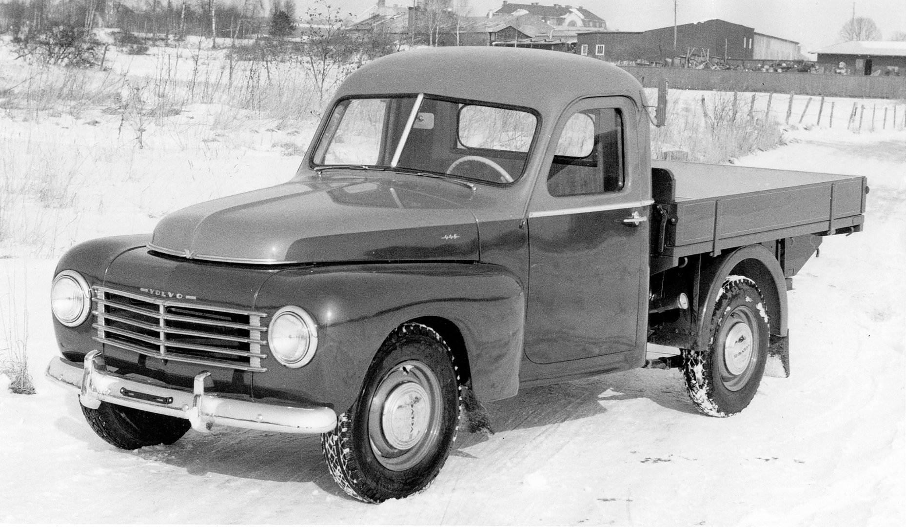 Volvo PV 445 Pickup
