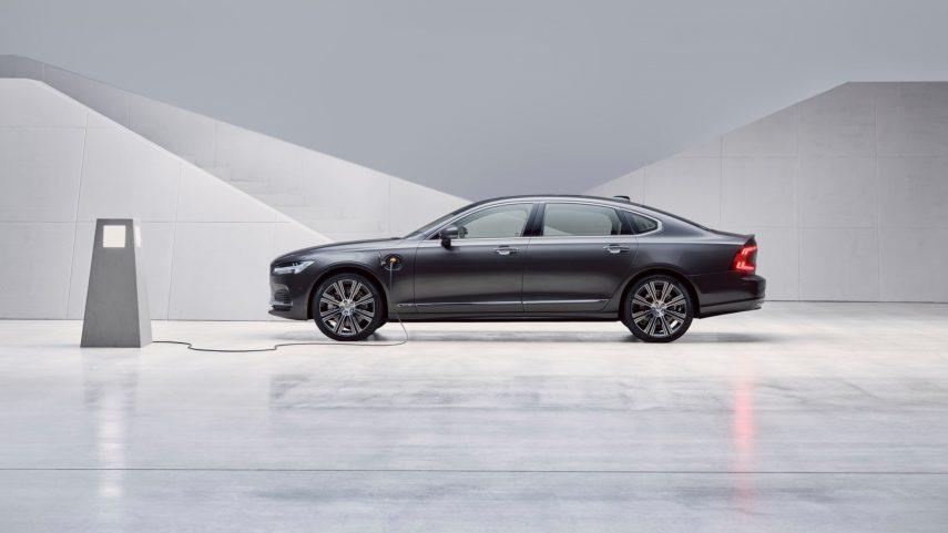 Ligero restyling para Volvo S90 y Volvo V90