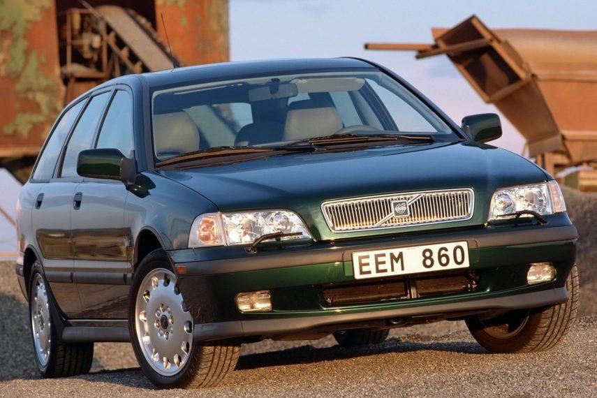 Coche del día: Volvo V40 T4 (I)