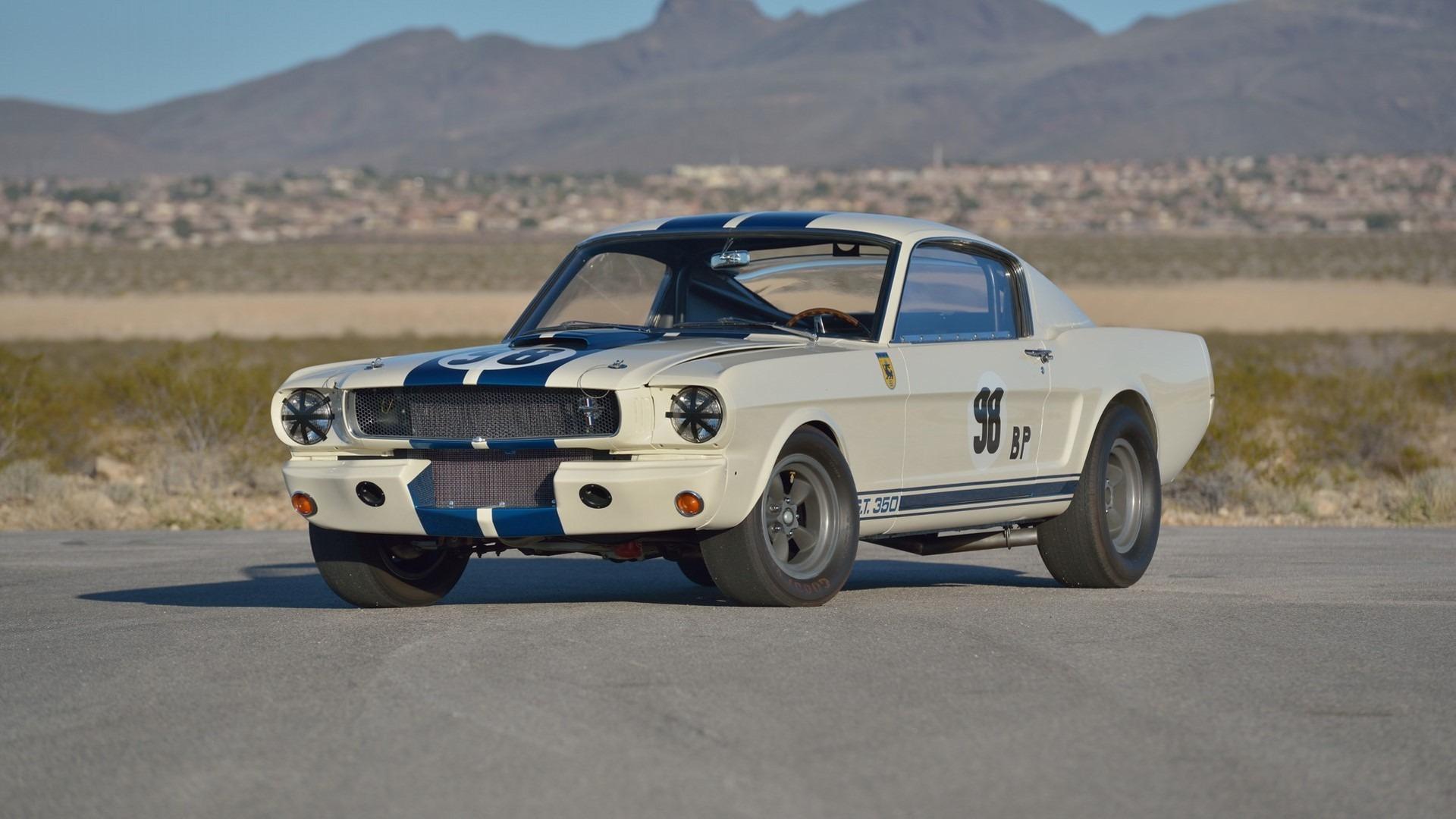 Con este Shelby Mustang GT350R de 1965 empezó todo