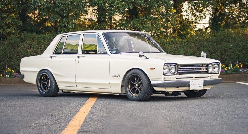 1969 Nissan Skyline 2000 GT R (1)