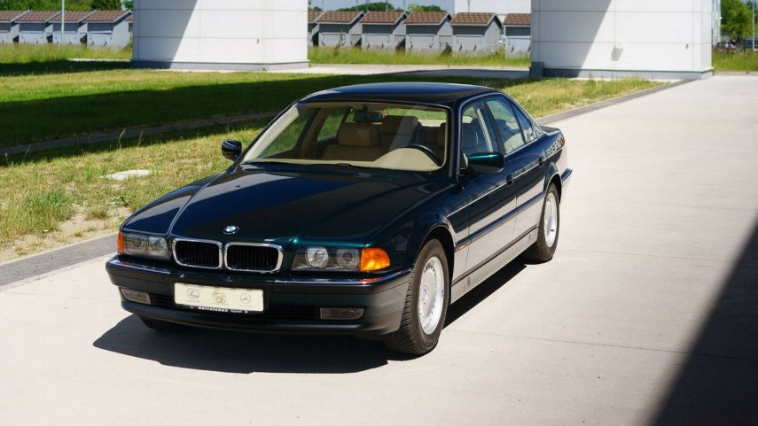 1997 BMW Serie 7 E38 Burbuja (12)
