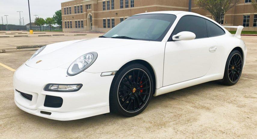 2008 Porsche 911 Centro (1)
