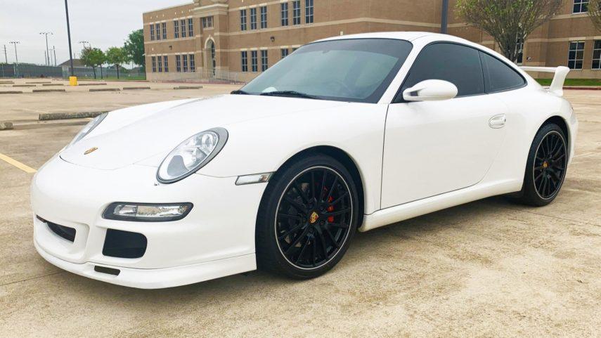 """Presentamos al Porsche 911 """"Centro"""", un modelo muy especial"""