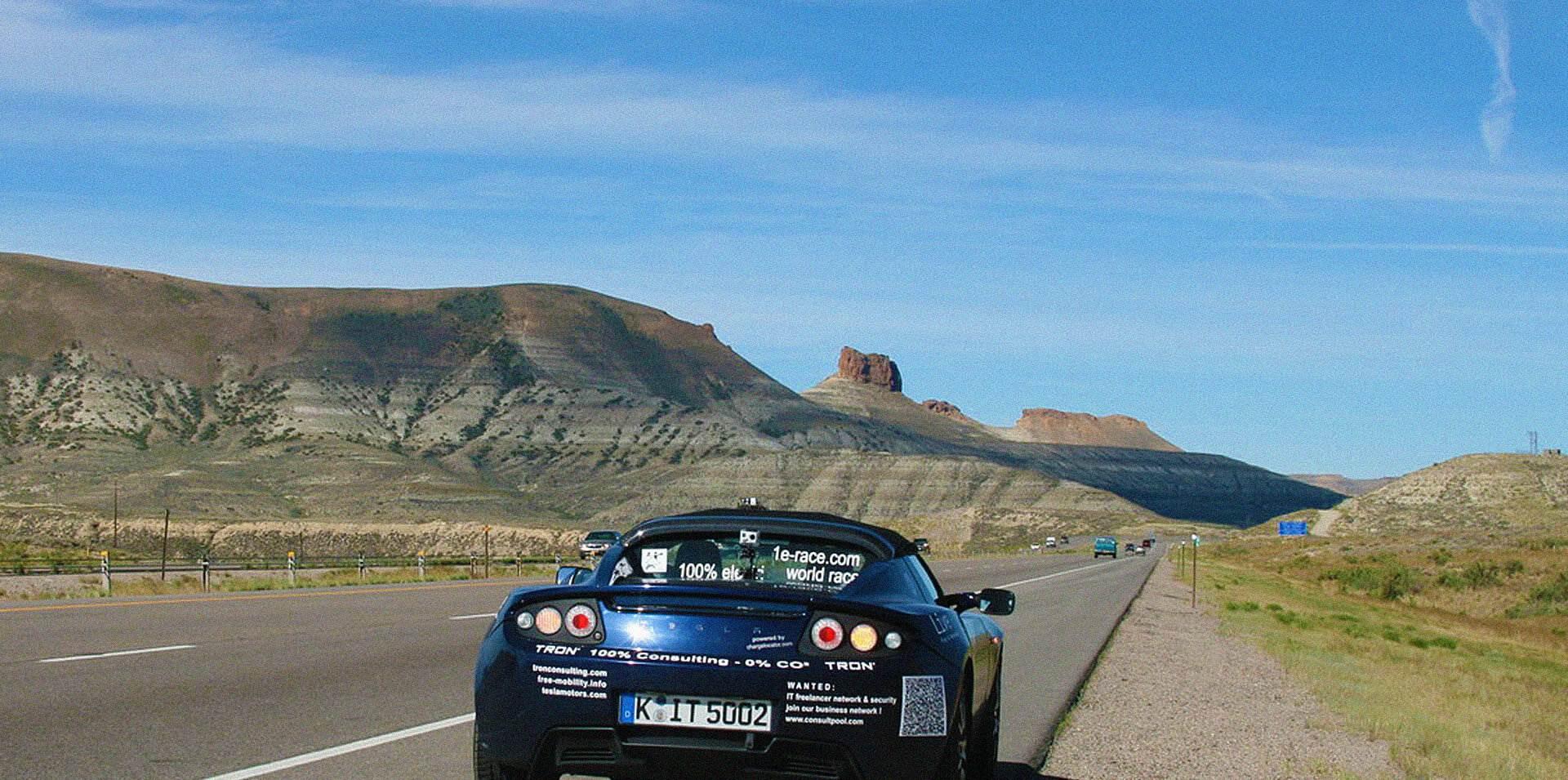 """Se mantiene 80edays, la vuelta al mundo en 80 días con coches que """"no sirven para viajar"""""""
