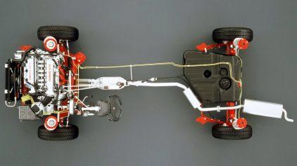 Alfa Romeo 164 30 V6 4