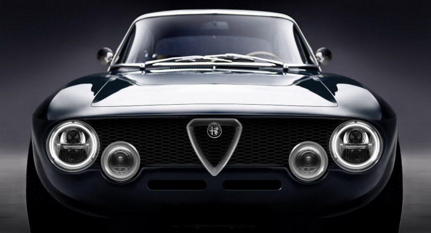 Alfa Romeo Giulia GT Junior 1300 electrico Totem Automobili (5)