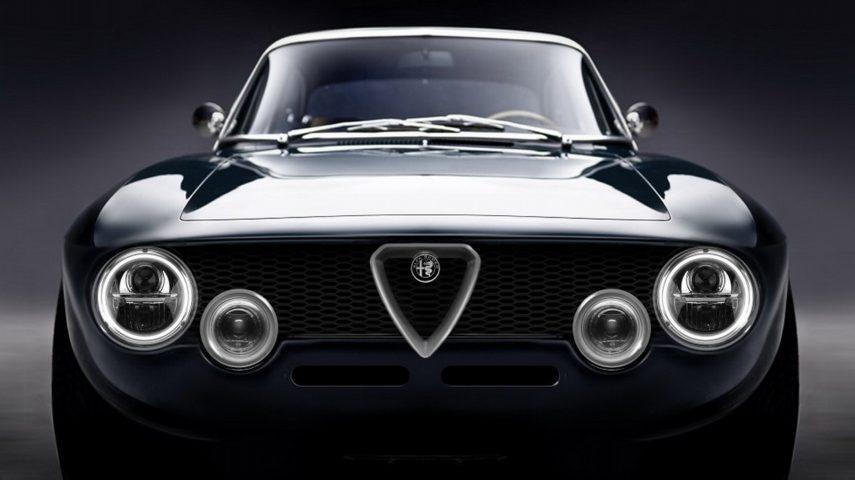 La nueva reinterpretación del Alfa Romeo GT Junior promete