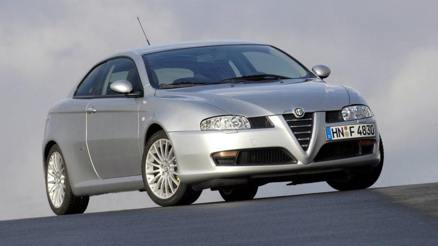 Coche del día: Alfa Romeo GT (937C)
