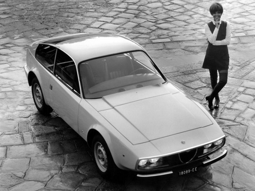 Coche del día: Alfa Romeo Junior Z (105)