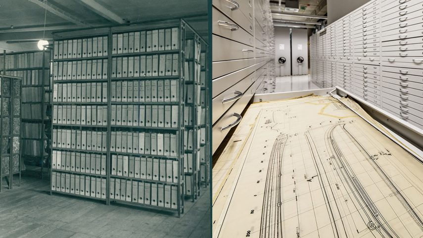El archivo de Škoda guarda 125 años de historia