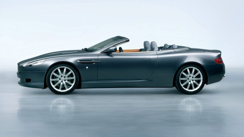 Aston Martin DB9 Volante 2004 2