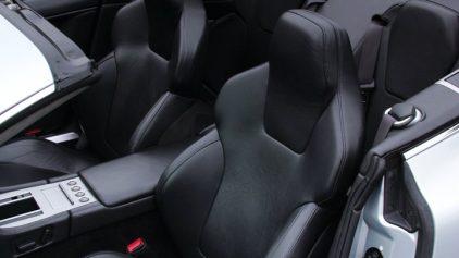 Aston Martin DB9 Volante 2004 6