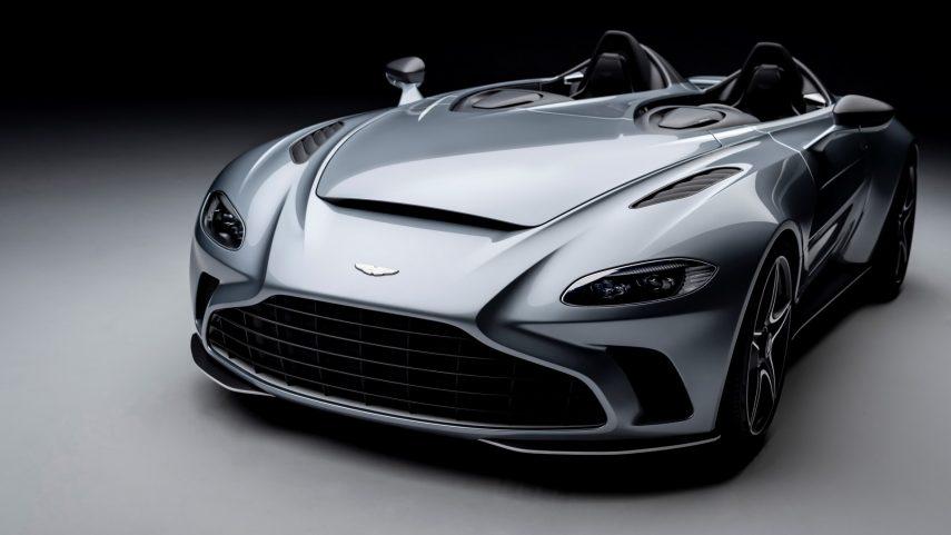 Aston Martin V12 Speedster: el último en unirse a la moda de las barquetas