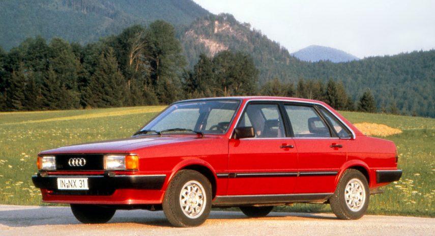 Audi 80 CD B2 1