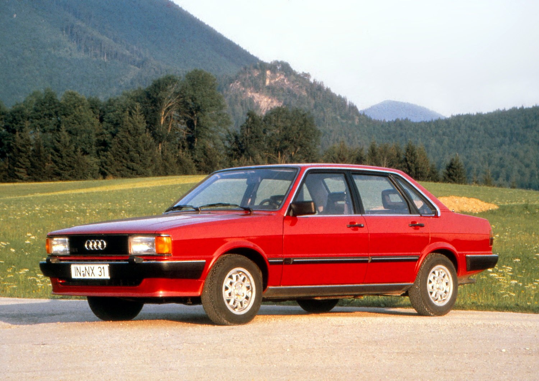 Coche del día: Audi 80 CD (B2)